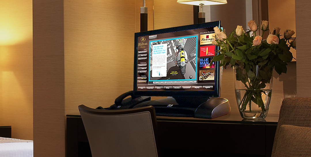 New In-Room Hotel Technologies Help Planners Reach Meeting Attendees, Generate Revenue